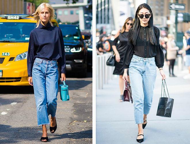 джинсы для девушки 2020