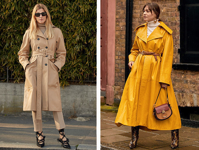 Трендовая верхняя одежда на осень 2020: советы от известного стилиста Марии  Шеди - Я Покупаю